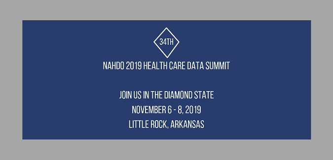 Annual Meeting 2019 | National Association of Health Data Organizations
